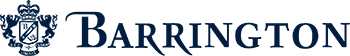 The Glasgow Passport Case - Blue and White