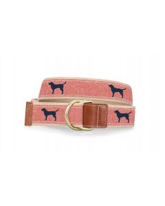 Barrington D-Ring Belt - Lucky Dog