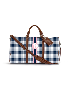 Belmont Cabin Bag - Monogram Stripe