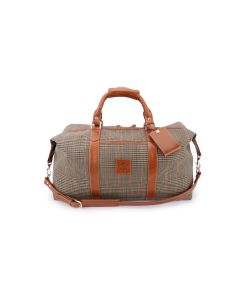Captain's Bag - Barrington Plaid