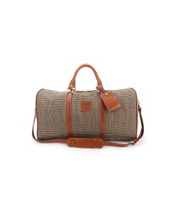 Belmont Cabin Bag - Barrington Plaid