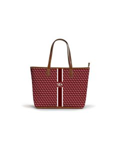 Savannah Zippered Tote - GAMEDAY