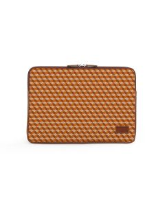 Buchanan 15'' Laptop Case - Leather Patch