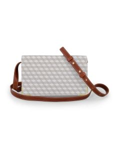 Catherine Crossbody - Leather Patch