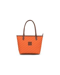 Chelsea Mini Zippered Tote - GAMEDAY