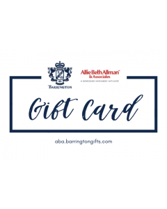 Gift Card - Allie Beth Allman Real Estate
