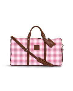 Belmont Cabin Bag - R+F Leather Patch