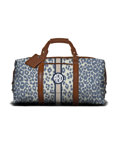 Captain's Bag - Monogram Stripe