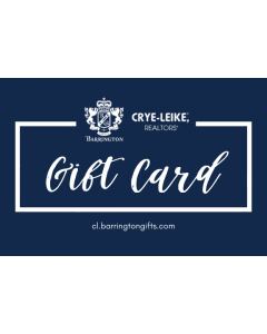 Gift Card - Crye-Leike Real Estate