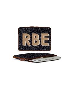 Buchanan 13'' Laptop Case - Monogram Stripe