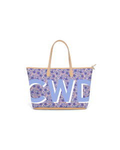 Caitlin Wilson St. Anne Zippered Tote - Sweet Darling