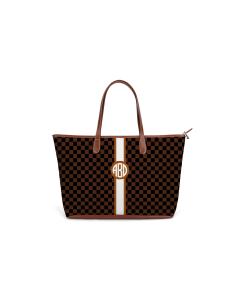 St. Anne Zippered Tote - GAMEDAY
