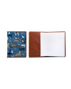 Noteworthy Book Jacket - DRAWBERTSON Leather Patch