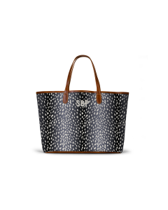 St. Anne Tote - Midnight Fawn