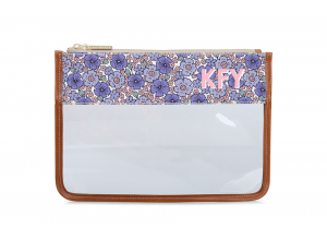Clear Katie Pouch