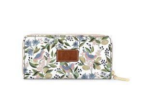 Crosby Zipper Wallet