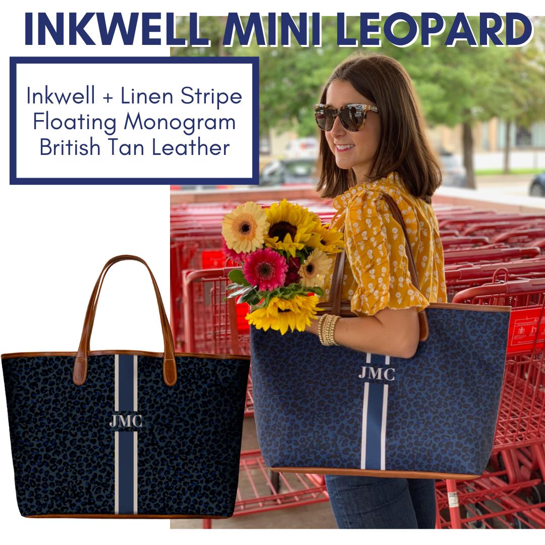 Inkwell mini leopard