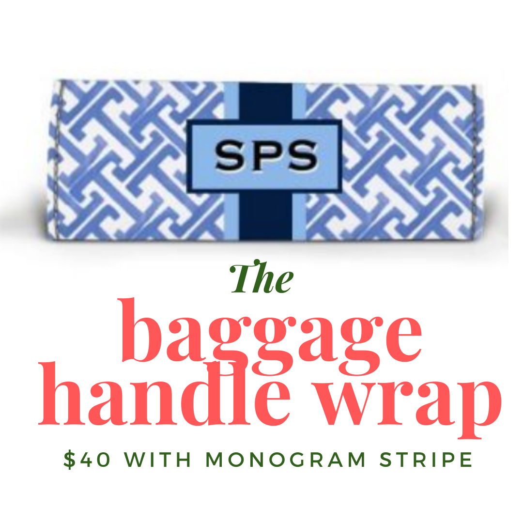 baggage handle wrap