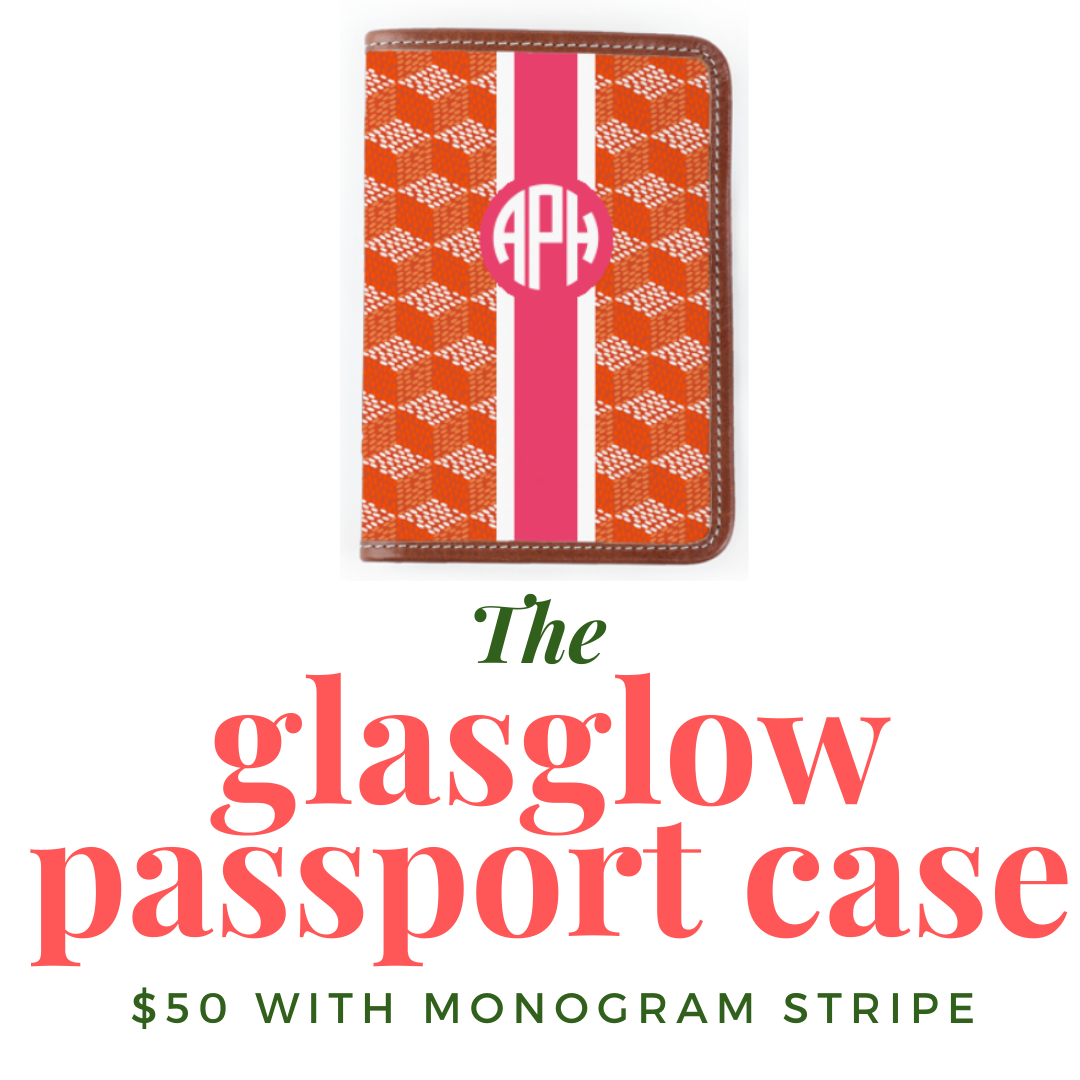glasglow passport case