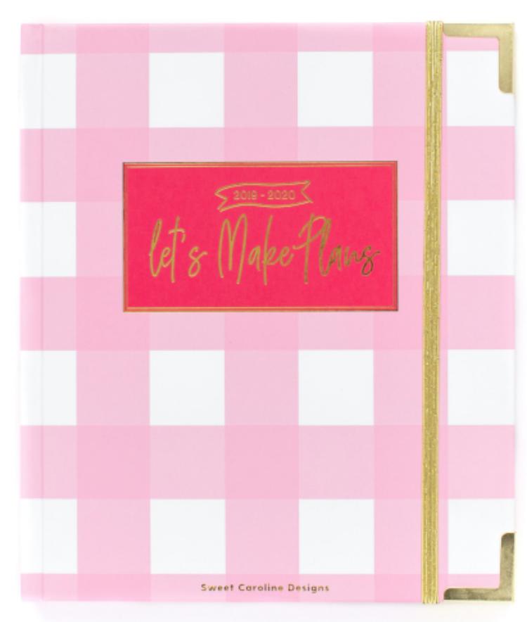 Sweet Caroline Designs Planner
