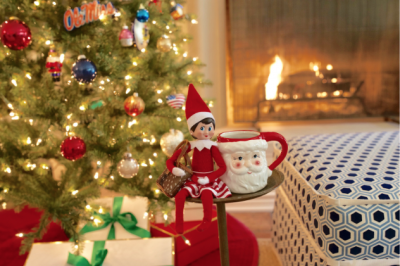 Barrington's Elf on the Shelf Tells All