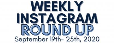 Instagram Round Up 9/19-9/25
