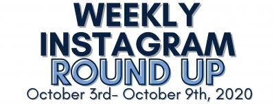 Instagram Round up 10/3-10/9
