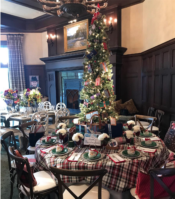 Kappa Tablescapes Event Showcases Designers' Creativity